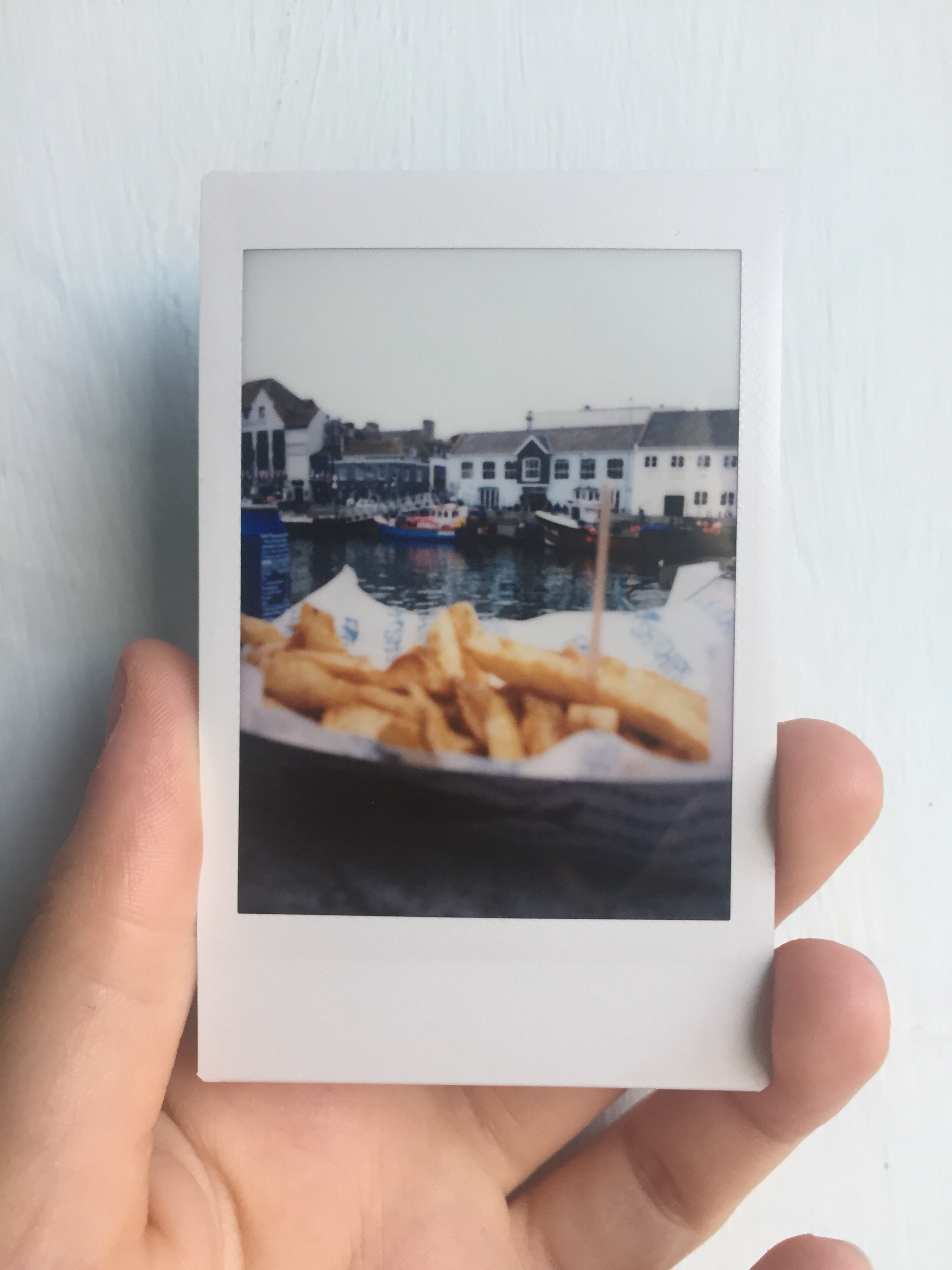 Polaroid Of The Month…